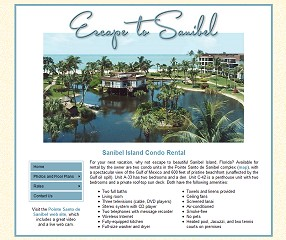 Escape to Sanibel